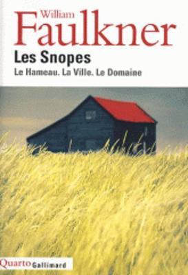 Les Snopes/Le Hameau, LA Ville, Le Domaine (Paperback)