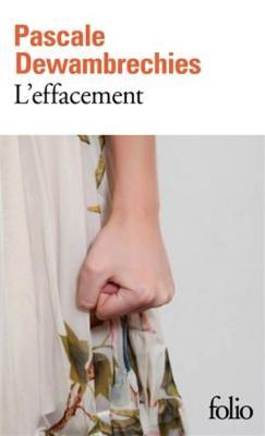 L'effacement (Paperback)