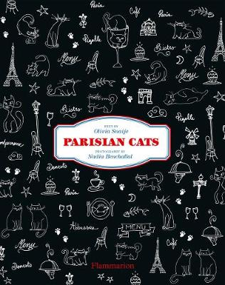 Parisian Cats (Hardback)
