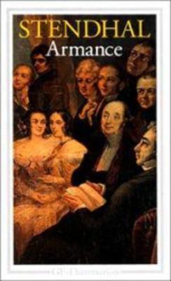 Armance - Garnier-Flammarion (Paperback)