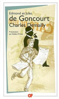 Charles Demailly (Paperback)