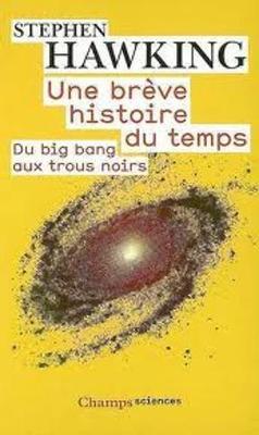 Une Breve Histoire Du Temps, Du Big Bang Aux Trous Noirs (Paperback)