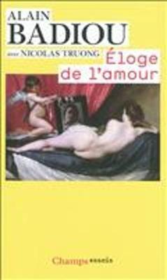 Eloge De L'Amour (Paperback)