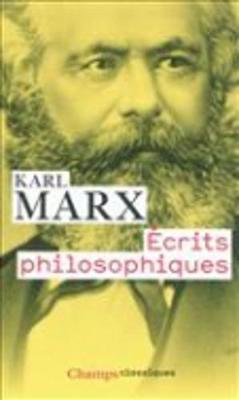 Ecrits Philosophiques (Paperback)