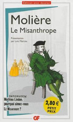 Le Misanthrope (Paperback)
