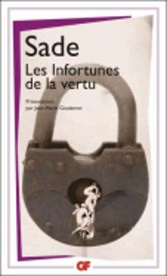 Les Infortunes De La Vertu (Paperback)