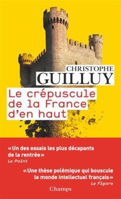 Le crepuscule de la France d'en haut (Paperback)