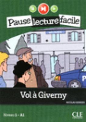 Vol a Giverny (Niveau 1) (Paperback)