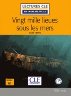20 000 lieues sous les mers - Livre + CD MP3