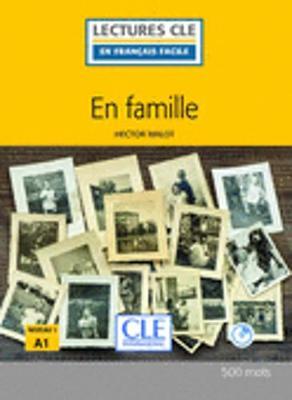 En famille - Livre + CD