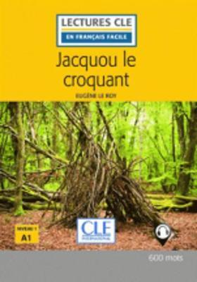 Jacquou le croquant - Livre + audio online (Paperback)