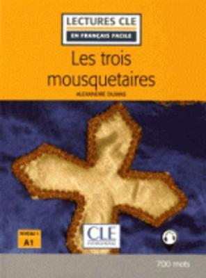 Les Trois Mousquetaires - Livre + audio online (Paperback)