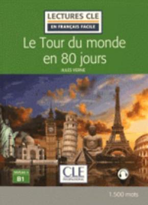 Le Tour du monde en 80 jours - Livre + audio online (Paperback)