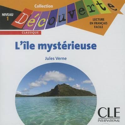 Decouverte: L'ile mysterieuse - CD - niveau debutant