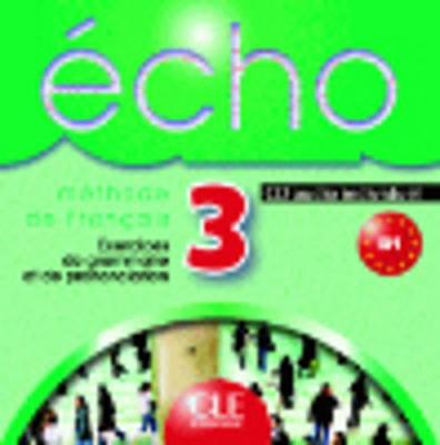 Echo: CD audio individuel 3