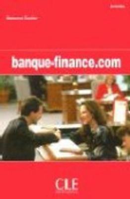 Point.Com: Banque-Finance.Com - Livre De L'Eleve (Paperback)