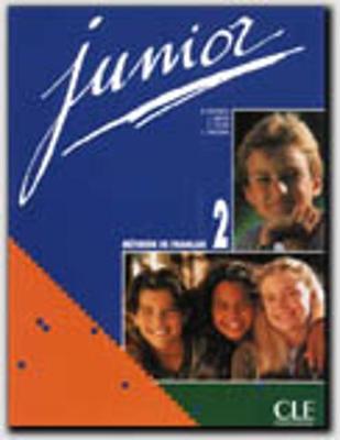 Junior - Level 2: Livre De L'Ele<Ve 2 (Paperback)