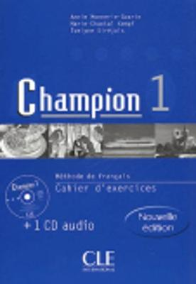 Champion: Cahier d'exercices + CD-audio 1
