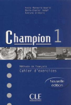Champion: Cahier d'exercices 1 (Paperback)
