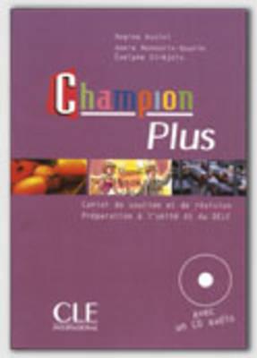 Champion: Champion Plus - Livre + CD-Audio