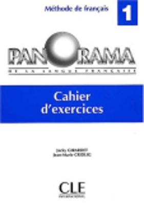 Panorama 1: Cahier Exercice Version Euros: Cahier Exercise Version Euros (Paperback)