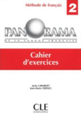 Panorama De La Langue Francaise: Cahier d'Exercises: Cahier D'Exercices 2 (Paperback)