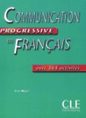 Communication Progressive Du Francais: Livre Intermediaire (Paperback)