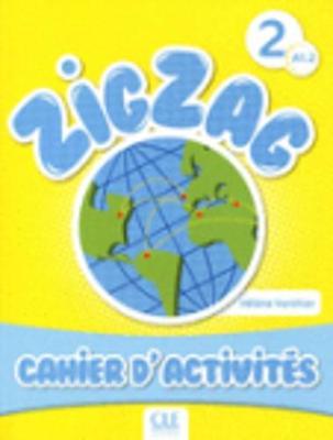 Zigzag: Cahier d'activites A1.2 (Paperback)