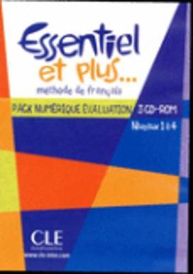 Essentiel et plus: Pack numerique evaluation CD-Rom (3) tous niveaux