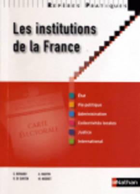 Reperes Pratiques: Les Institutions De La France (Paperback)