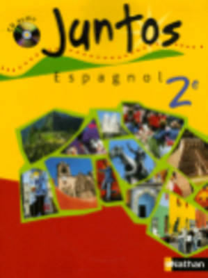 Juntos - Espanol 2e: Livre + Cdaudio