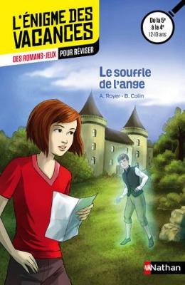 Le Souffle De L'Ange (Paperback)