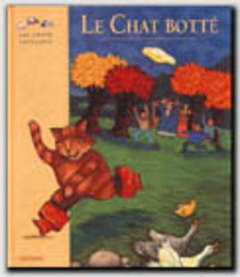 Les petits cailloux: Le chat botte (Hardback)