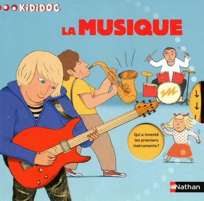 Kididoc: La Musique (Hardback)
