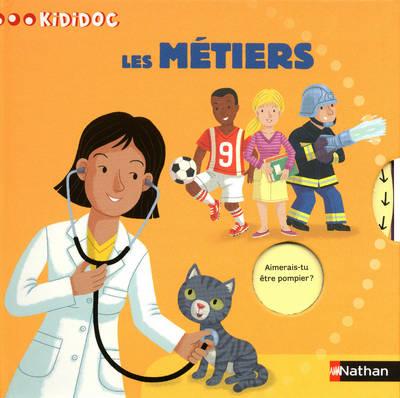 Kididoc: Les Metiers (Hardback)