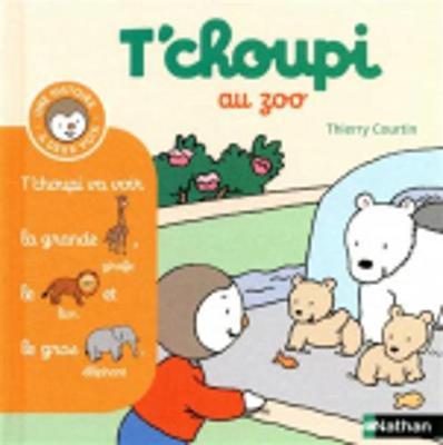 T'choupi au zoo (Hardback)