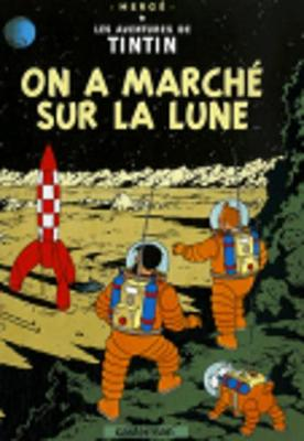 On a marche sur la lune (Hardback)