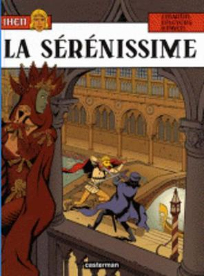 Jhen 11/LA Serenissime (Hardback)