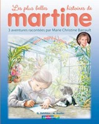 Martine Livres CD: Jour Apres Jour (Livre + CD) (Hardback)