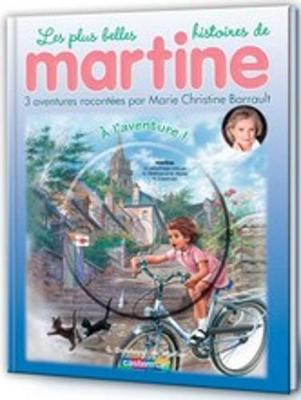 Martine Livres CD: En Mouvement ! (Livre + CD) (Hardback)