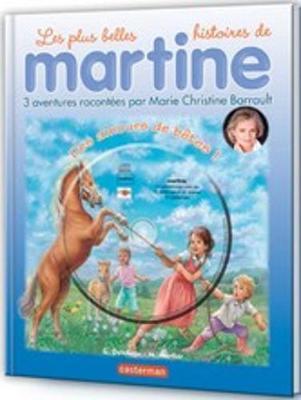 Martine Livres CD: DES Amours De Betes (Livre + CD) (Hardback)