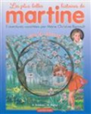 Martine Livres CD: Vive La Nature/Livre CD (Hardback)