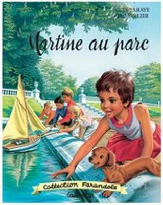 Les Albums De Martine: Fac-similes (Hardback)