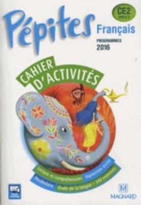Cahier d'activites CE2 Cycle 2 (Paperback)