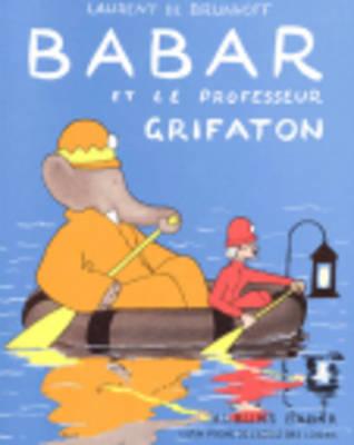 Babar et le Professeur Grifaton (Paperback)