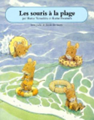 Les souris a la plage (Paperback)