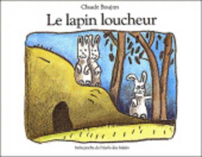 Le lapin loucheur (Paperback)
