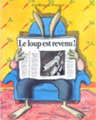 Le loup est revenu (Paperback)