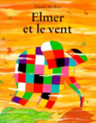 Elmer et le vent (Paperback)