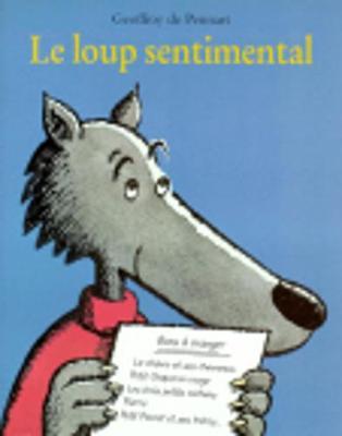 Le loup sentimental (Paperback)